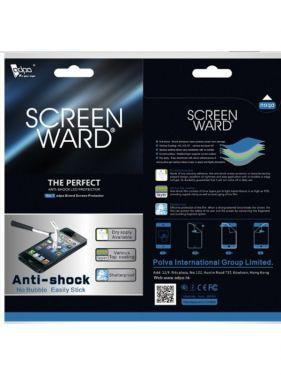 10 x ADPO Schutzfolie für iPhone 5, 5s, 5se, für Vorder- und Rückseite