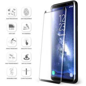 Samsung Galaxy S10 Panzerfolie Schutzfolie 3D durchsichtig Echt Glas HQ