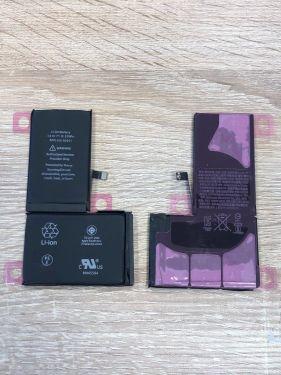 Ersatz Akku für original iPhone X hochwertige Batterie Battery Qualität