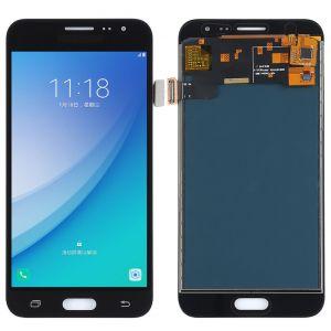 LCD Touchscreen für Original Samsung J3 2016 Display Displayeinheit Schwarz + Werkzeuge