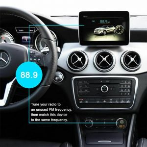 FM Transmitter Auto KFZ Bluetooth Radio MP3 Player Dual USB SD Karte Adapter