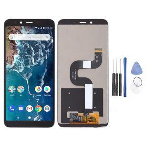 Für Xiaomi Mi 6X / Mi A2 LCD Display Touch Touchscreen Bildschirm schwarz