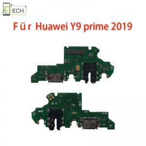 Für Huawei Y9 Prime 2019 Ladebuchse Anschluss Connector Platine Flex Lade