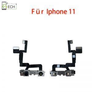 Für iPhone 11 Frontkamera Lichtsensor Vordere Kamera Selfie Camera Flex