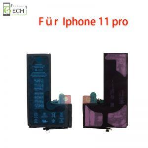 Ersatz Akku für iPhone 11 PROinkl. Kleber Accu Batterie Battery -NEU