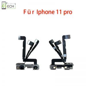 Für iPhone 11 Pro Frontkamera Lichtsensor Vordere Kamera Selfie Camera Flex