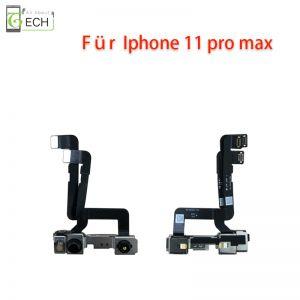 Für iPhone 11 Pro Max Frontkamera Lichtsensor Vordere Kamera Selfie Camera Flex