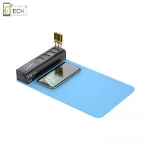 WL-1805 Heizmatte für Bildschirm Heizung platte LCD Touchscreen Separator Maschine