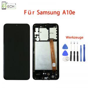 Für Samsung A10e SM-102UOLED Display Mit RahmenTouch Screen Bildschirm Werkzeuge