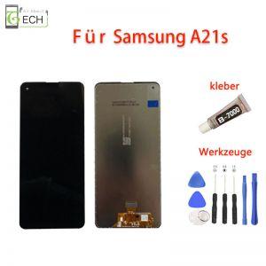 Für Samsung Galaxy A21s A217F LCD Display Touch Screen Bildschirm Werkzeuge Flex