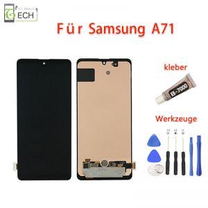 Für Samsung A71 SM-A715FOLED Display Touch Screen Bildschirm Werkzeuge Kleber