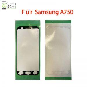 Für Samsung A750 A750F Rahmen Display Klebepad Dichtung wasserdicht Weiß