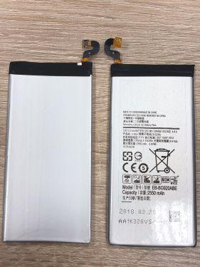 Akku für Samsung Galaxy S6 Battery Batterie SM-G920F S6 2018