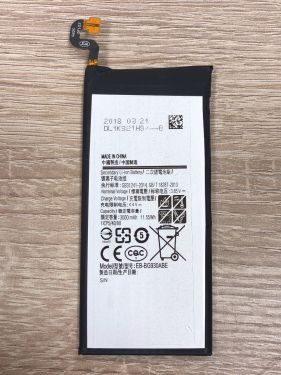 Akku für Samsung Galaxy S7 Akku Battery Batterie SM-G930F S7