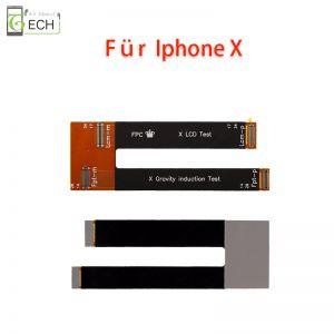 Testkabel für iPhone X LCD Display Touch Flex Flexkabel Verlängerung