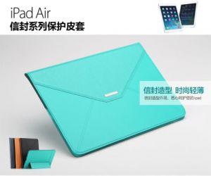 "ROCK iPad Air Ledertasche Schutzhülle Hülle Smart Cover ""Envelop"" mit Auto Sleep"