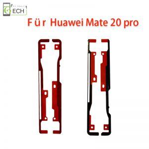 Für Huawei Mate 20 Pro Rahmen Display Kleber Klebepad Dichtung wasserdicht Schwarz