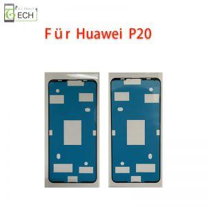 Für Huawei P20 Rahmen Display Klebefilm Klebefolie Dichtung wasserdicht