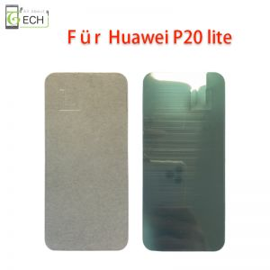 Für Huawei P20 Lite Akkudeckel kleber Klebepad Rückseite Dichtung wasserdicht