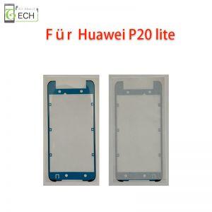 Für Huawei P20 Lite Rahmen Display Klebefolie Frontkleber Dichtung wasserdicht