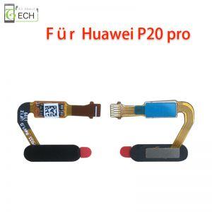 Homebutton für Huawei P20 ProFingersensorHome Button Sensor