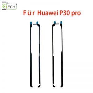 Für Huawei P30 Pro Rahmen Display Kleber Klebepad Dichtung wasserdicht Schwarz