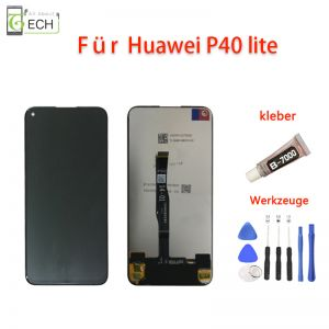LCD Touchscreen Für Huawei P40 Lite LCD Display Touch Screen Full HD