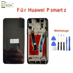 LCD Display fürHuawei P Smart Z STK-LX1 mit Rahmen Touch Screen Bildschirm