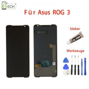 Für Asus ROG Phone 3 ZS661KS OLED Display Touch Screen Werkzeuge Kleber