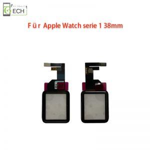 Für Apple Watch S1 38mm front Digitizer Touchscreen Touch Ersatz Flex