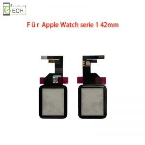Für Apple Watch S1 42mm front Digitizer Touchscreen Touch Ersatz Flex