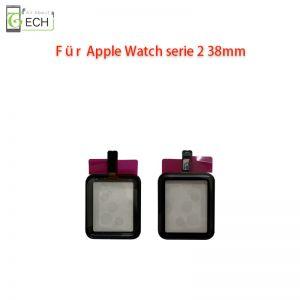 Für Apple Watch S2 38mm front Digitizer Touchscreen Touch Ersatz Flex