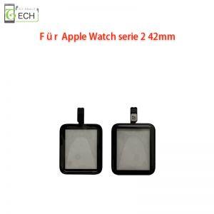 Für Apple Watch S2 42mm front Digitizer Touchscreen Touch Ersatz Flex