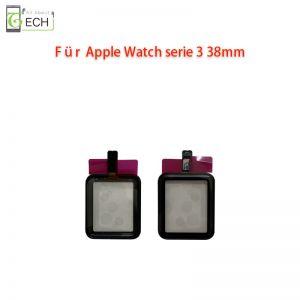 Für Apple Watch S3 38mm front Digitizer Touchscreen Touch Ersatz Flex