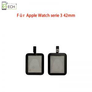 Für Apple Watch S3 42mm front Digitizer Touchscreen Touch Ersatz Flex