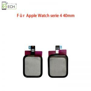 Für Apple Watch S4 40mm front Digitizer Touchscreen Touch Ersatz Flex