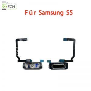 Für Samsung S5 SM-G900F Home Taste Finger Abdruck Sensor Fingerprint Flex