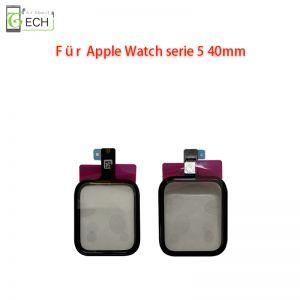 Für Apple Watch S5 40mm front Digitizer Touchscreen Touch Ersatz Flex