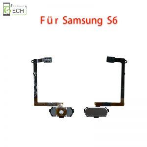 Für Samsung S6 SM-G920F Home Taste Finger Abdruck Sensor Fingerprint Flex