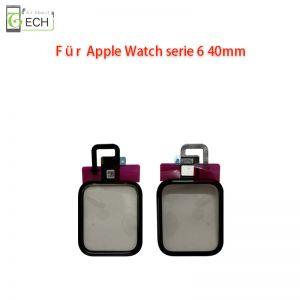 Für Apple Watch S6 40mm front Digitizer Touchscreen Touch Ersatz Flex