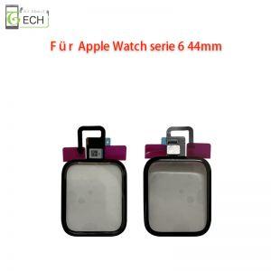 Für Apple Watch S6 44mm front Digitizer Touchscreen Touch Ersatz Flex