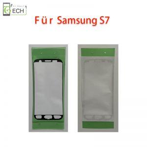Für Samsung S7 G930F Rahmen Display Klebefolie Frontkleber Dichtung wasserdicht