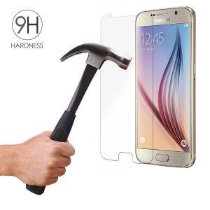 2 x Schutzfolie für Samsung Galaxy S6 Schutzglas 9H Panzerfolie