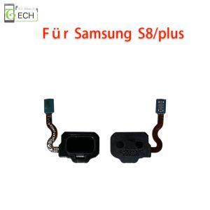 Für Samsung S8 S8+ Plus G955F Home Taste Finger Abdruck Sensor Fingerprint Flex