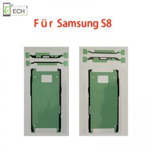 Für Samsung S8 G950 Rahmen Display Klebefolie Frontkleber Dichtung wasserdicht