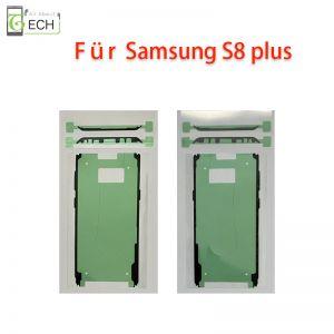 Für Samsung S8 Plus Rahmen Display Klebefolie Frontkleber Dichtung wasserdicht