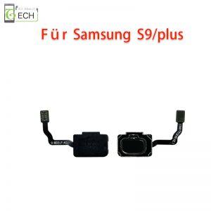 Für Samsung S9 S9+ Plus G965F Home Taste Finger Abdruck Sensor Fingerprint Flex