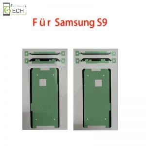 Für Samsung S9 G960F Rahmen Display Klebefolie Frontkleber Dichtung wasserdicht