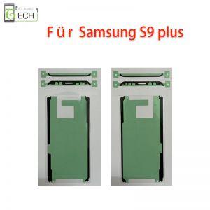 Für Samsung S9 Plus Rahmen Display Klebefolie Frontkleber Dichtung wasserdicht