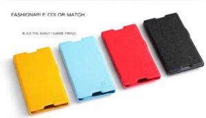 Für Sony Xperia C S39H Nillkin Sparkle Schutzhülle Tasche Leder Flip Cover